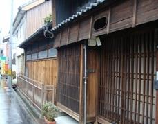 一身田寺内町の写真